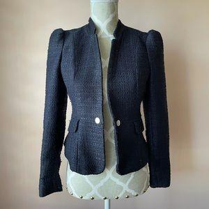 Brand new fitted blue blazer